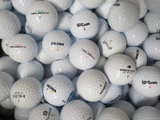 Golfballen gebruikt kopen