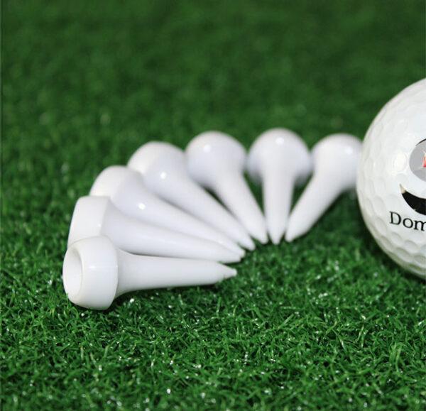 Golf plastic tees 35mm