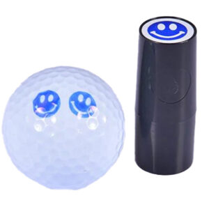 Golfbal stempel