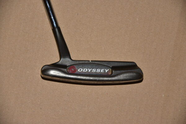 Odyssey White Hot Pro black