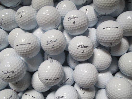Titleist golfballen kopen pro v1